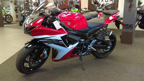 2013 Suzuki GSX-R600™ in Butte, Montana - Photo 2
