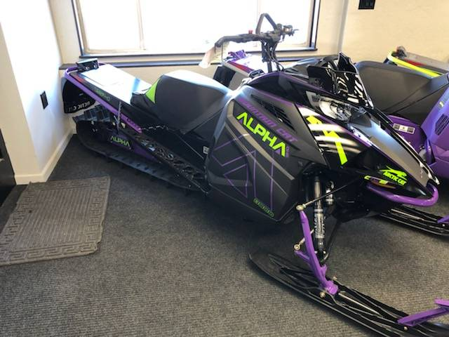 2019 Arctic Cat M 8000 Mountain Cat Alpha One 154 in Butte, Montana - Photo 1
