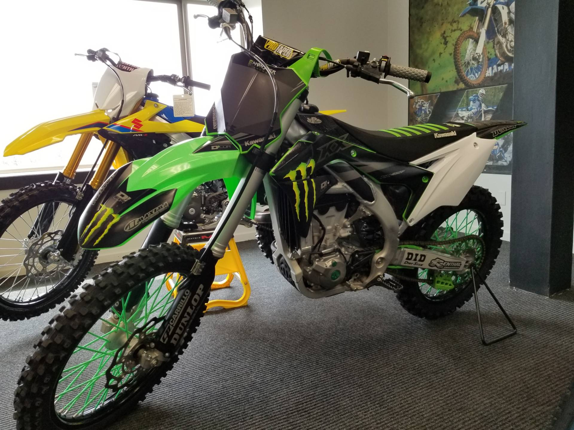 2017 Kawasaki KX450F in Butte, Montana - Photo 1