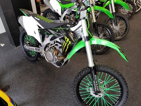2017 Kawasaki KX450F in Butte, Montana - Photo 2