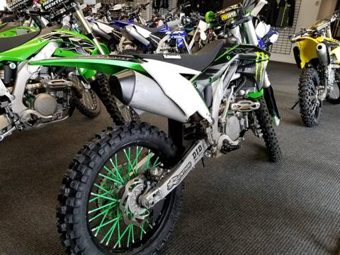 2017 Kawasaki KX450F in Butte, Montana - Photo 3