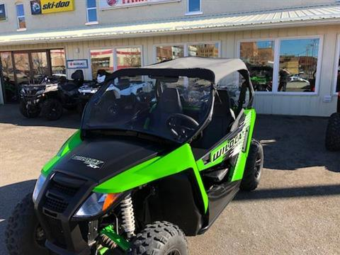 2016 Arctic Cat WILDCAT TRAIL POWER STERRING in Butte, Montana - Photo 2