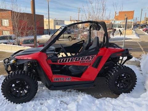 2015 Arctic Cat Wildcat™ Trail in Butte, Montana