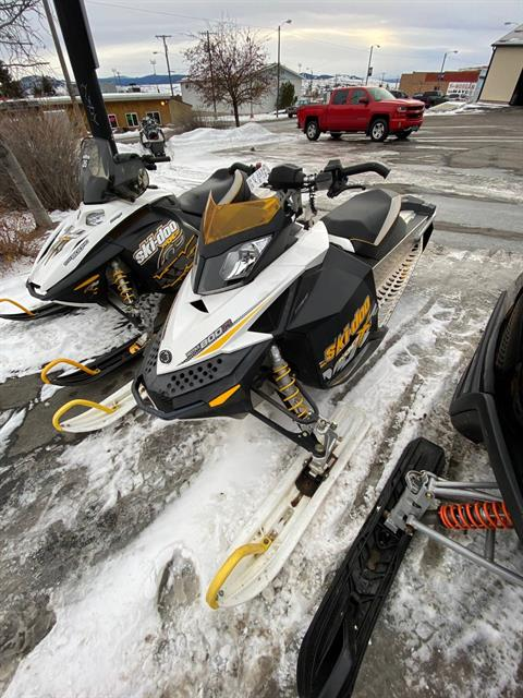 2009 Ski-Doo MXZ X in Butte, Montana - Photo 1