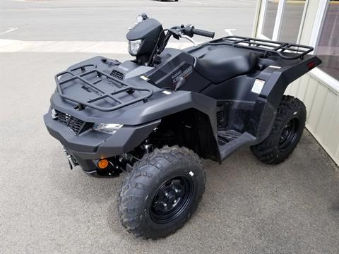 2019 Suzuki KING QUAD in Butte, Montana - Photo 1
