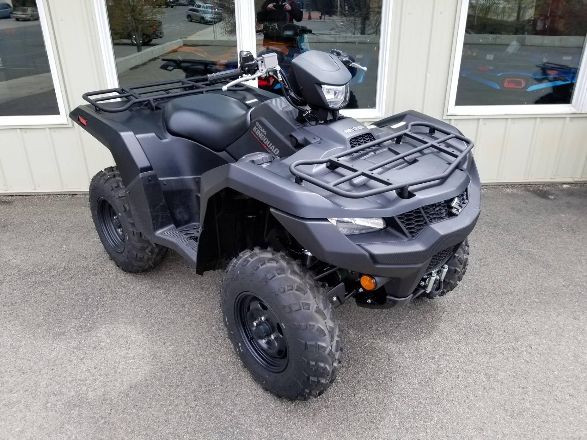 2019 Suzuki KING QUAD in Butte, Montana - Photo 2