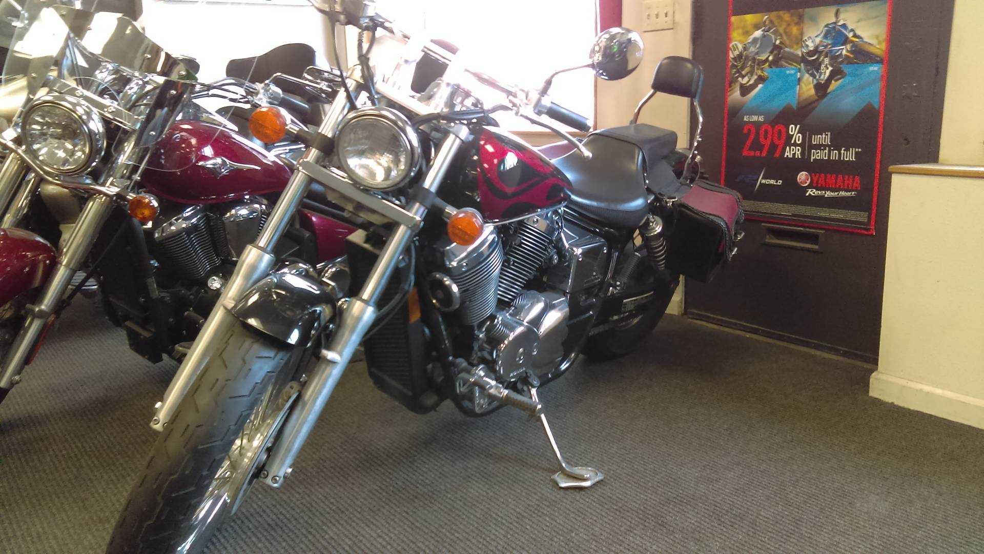 2005 Honda Shadow Aero® 750 in Butte, Montana