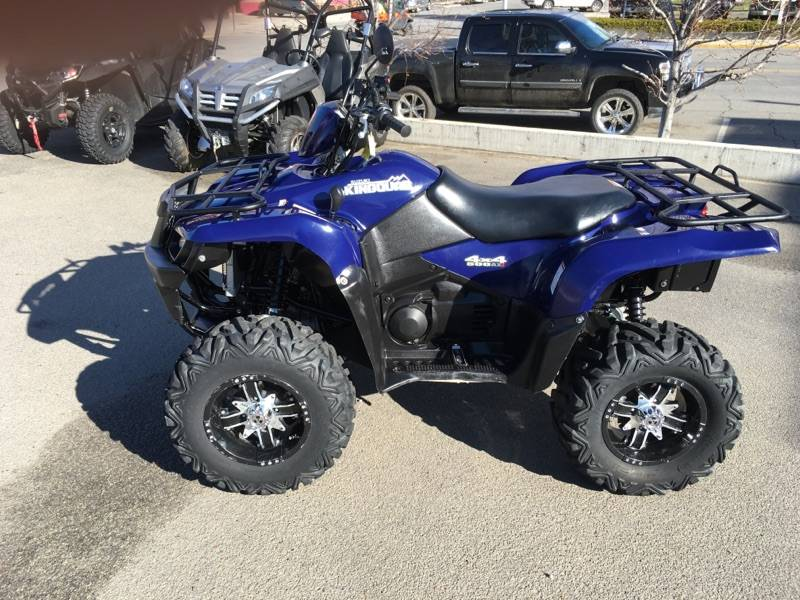 2011 Suzuki KingQuad® 500AXi Power Steering in Butte, Montana