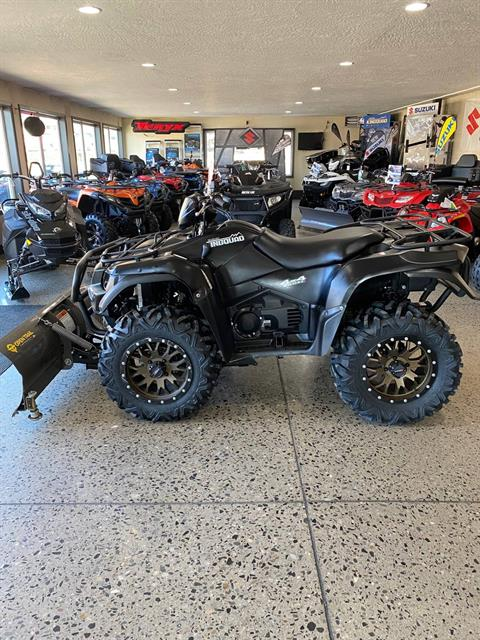 2017 Suzuki KingQuad 750AXi Power Steering Special Edition with Rugged Package in Butte, Montana - Photo 2