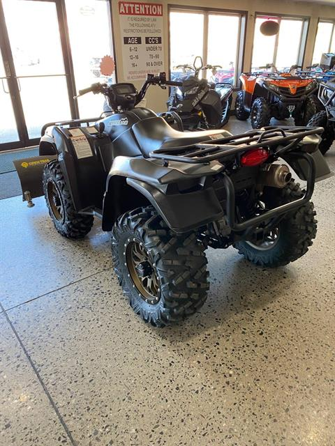 2017 Suzuki KingQuad 750AXi Power Steering Special Edition with Rugged Package in Butte, Montana - Photo 3