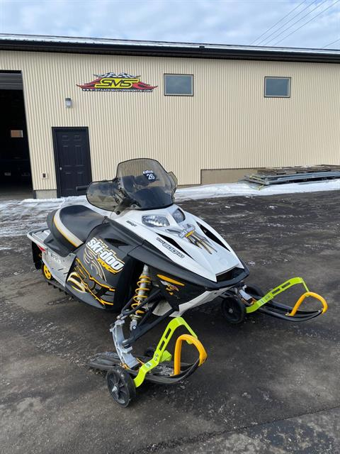 2007 Ski-Doo MX Z Blizzard 800 H.O. Power T.E.K. in Butte, Montana