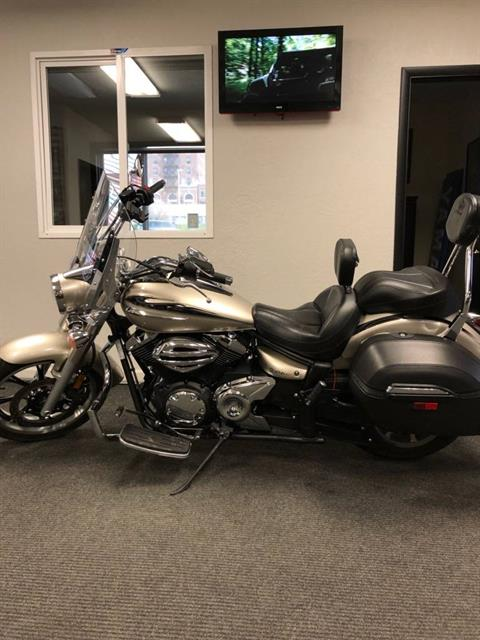 2010 Yamaha V Star 950 Tourer in Butte, Montana