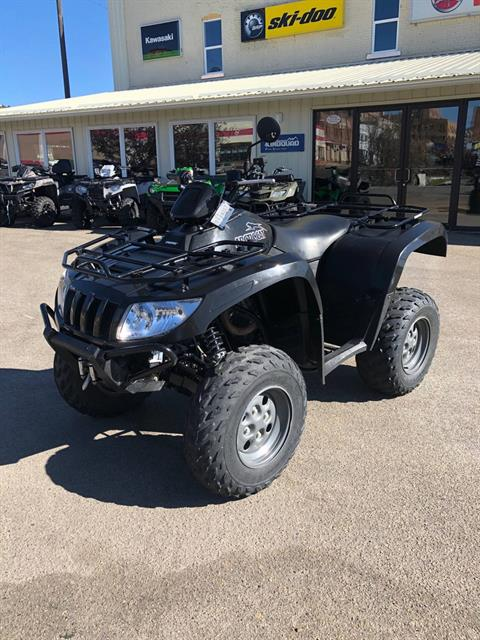 2009 Arctic Cat 500 4X4 Auto in Butte, Montana