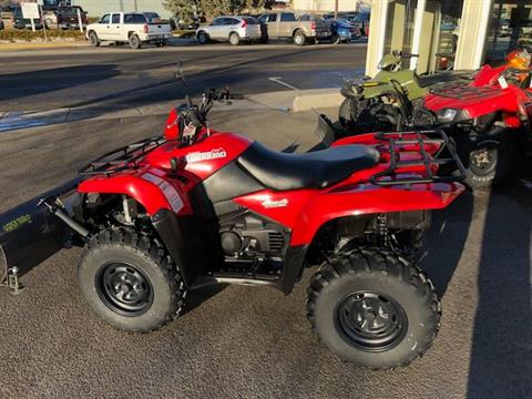 2016 Suzuki KingQuad 750AXi Power Steering in Butte, Montana
