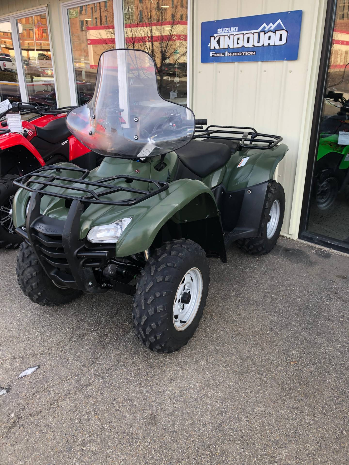 2011 Honda FourTrax® Rancher® AT EPS in Butte, Montana - Photo 1