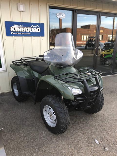 2011 Honda FourTrax® Rancher® AT EPS in Butte, Montana - Photo 4