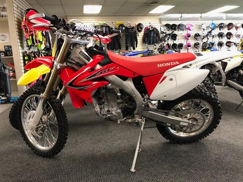 2016 Honda CRF450X in Butte, Montana