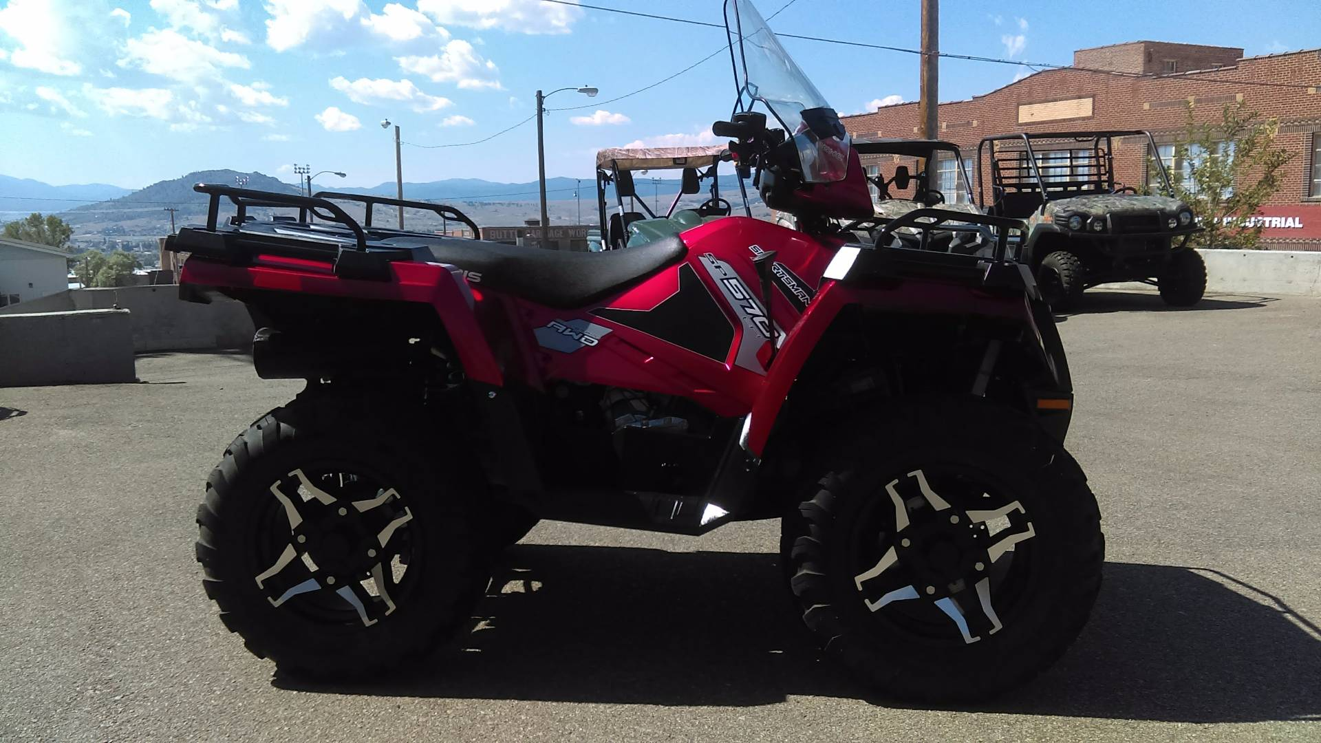 2015 Polaris Sportsman® 570 SP in Butte, Montana