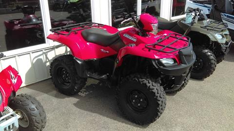 2012 Suzuki KingQuad® 750AXi Power Steering in Butte, Montana