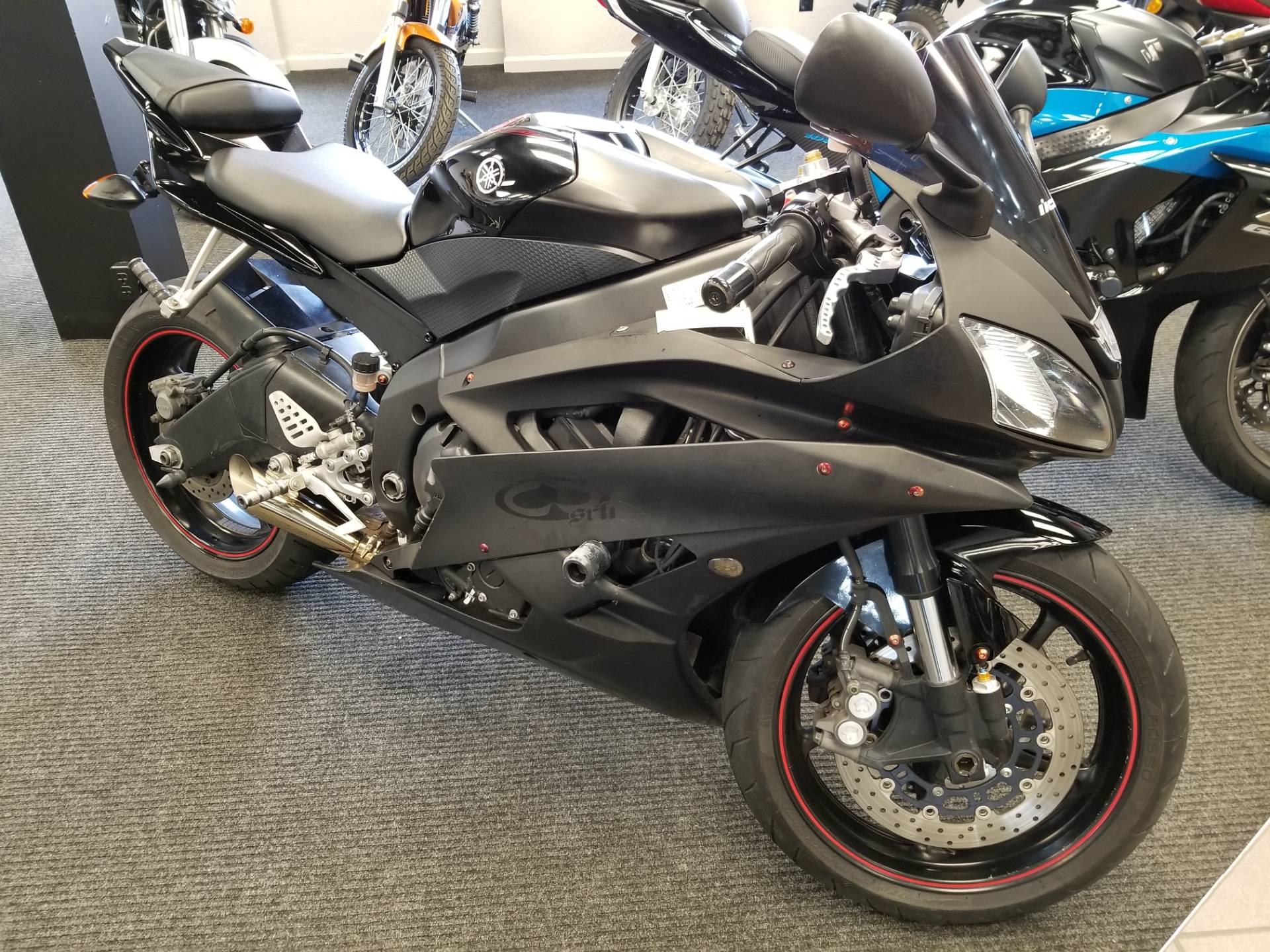 2006 Yamaha YZF-R6 for sale 107299