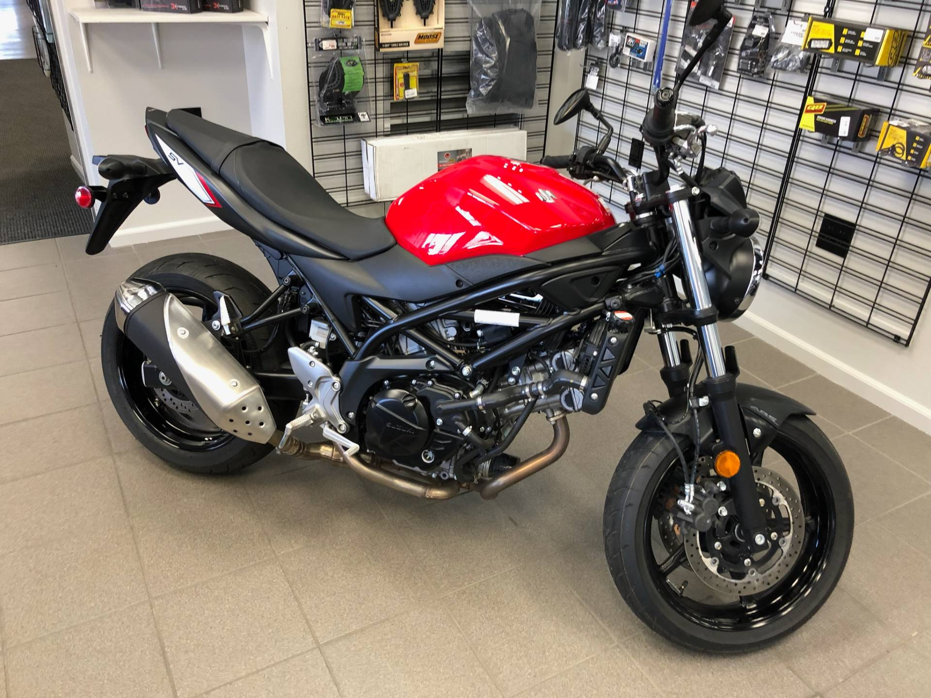 2017 Suzuki SV650 for sale 57652
