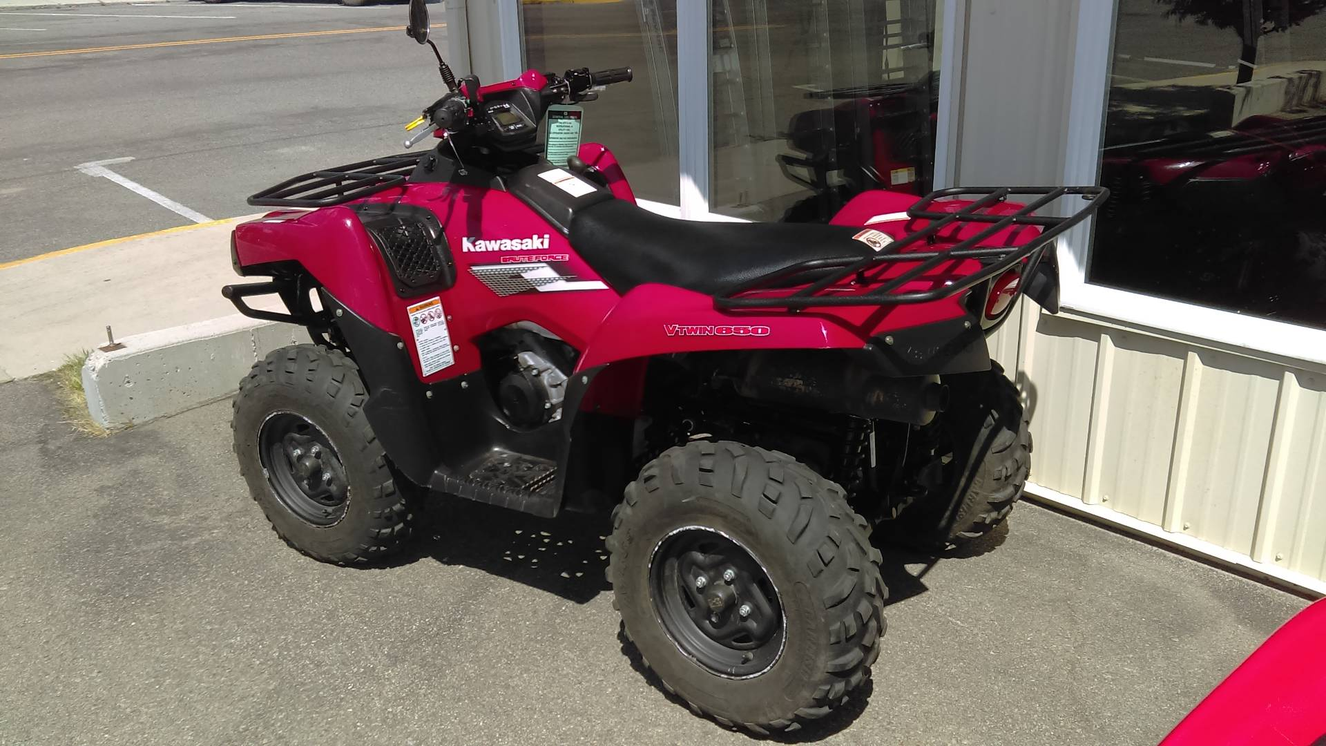 Used 2007 Kawasaki Brute Force™ 650 4x4   ATVs in Butte MT   N/A ...