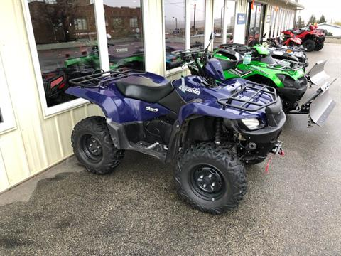2011 Suzuki KING QUAD in Butte, Montana