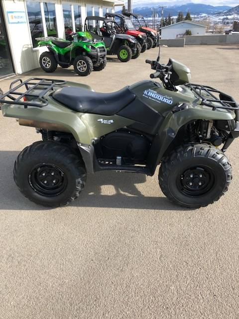 2007 Suzuki KING QUAD 700 in Butte, Montana