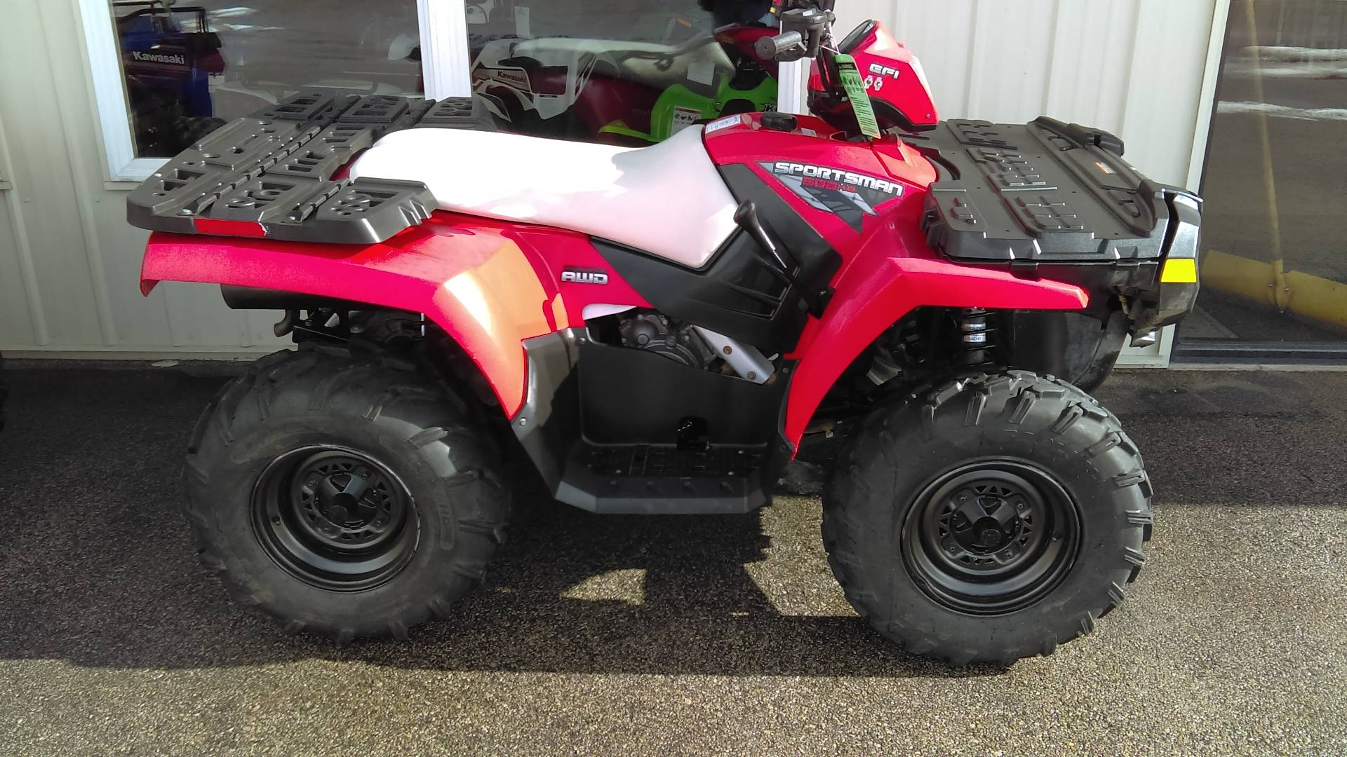 2009 Polaris Sportsman® 500 H.O. in Butte, Montana