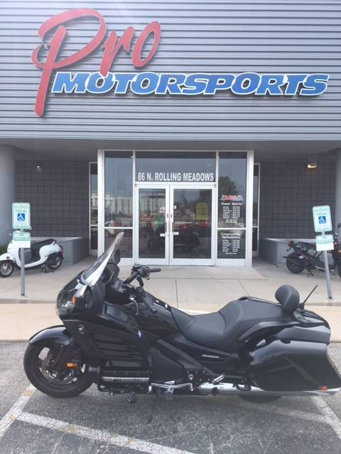 2013 Honda Gold Wing® F6B in Fond Du Lac, Wisconsin