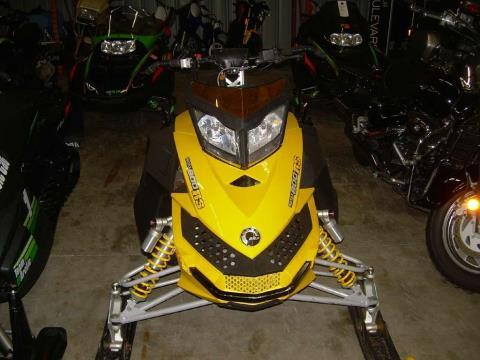 2009 Ski-Doo MXZ-600 RS in Fond Du Lac, Wisconsin