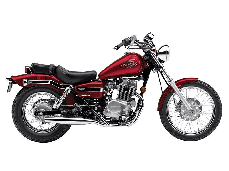 2014 Honda Rebel® in Fond Du Lac, Wisconsin