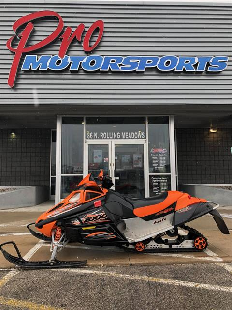 2007 Arctic Cat F1000 LXR in Fond Du Lac, Wisconsin