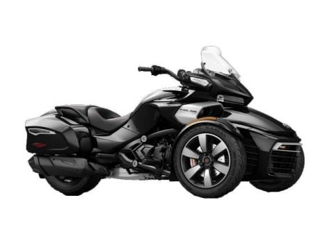 2016 Can-Am Spyder F3-T SM6 in Fond Du Lac, Wisconsin