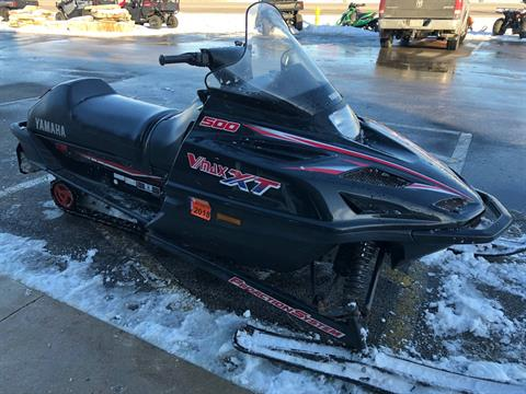 1996 Yamaha vmax 500 in Fond Du Lac, Wisconsin - Photo 3