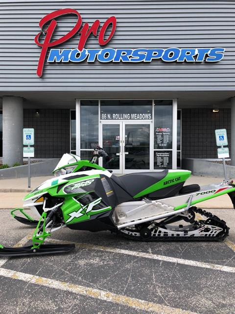 "2014 Arctic Cat XF 7000 Sno Pro® 137"" in Fond Du Lac, Wisconsin - Photo 1"