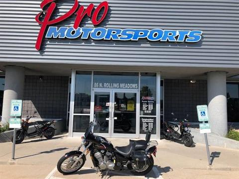 2007 Honda Shadow® VLX in Fond Du Lac, Wisconsin