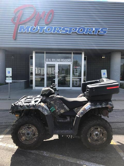 2013 Polaris Sportsman XP® 850 H.O. EPS Browning® LE in Fond Du Lac, Wisconsin