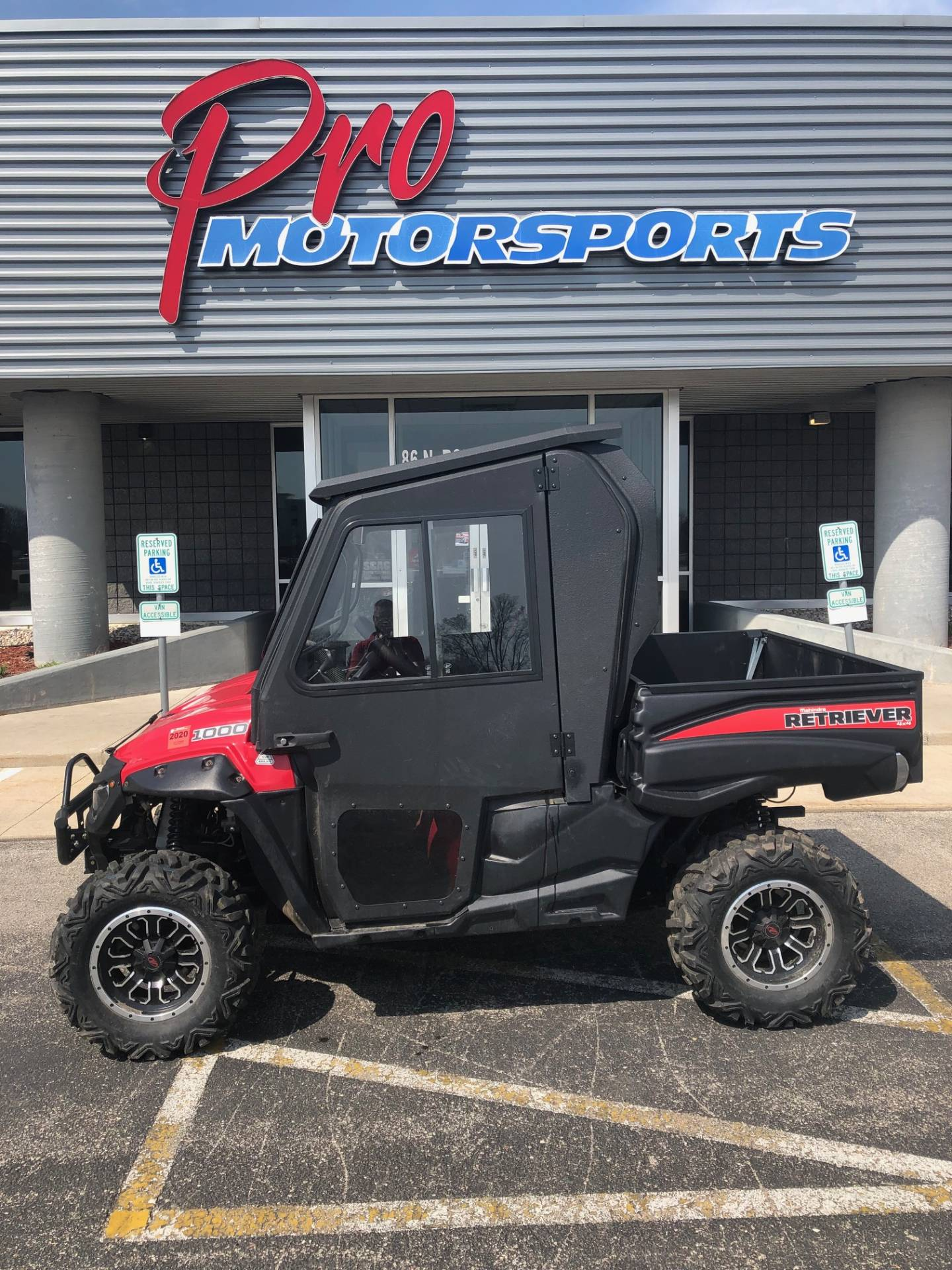 2018 Mahindra Retriever 1000 Gas Standard in Fond Du Lac, Wisconsin - Photo 1