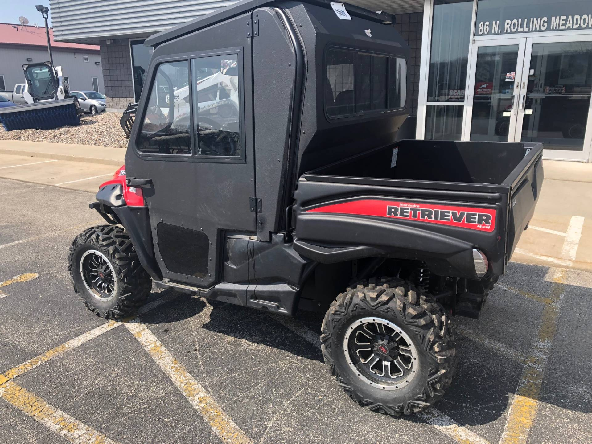 2018 Mahindra Retriever 1000 Gas Standard in Fond Du Lac, Wisconsin - Photo 3