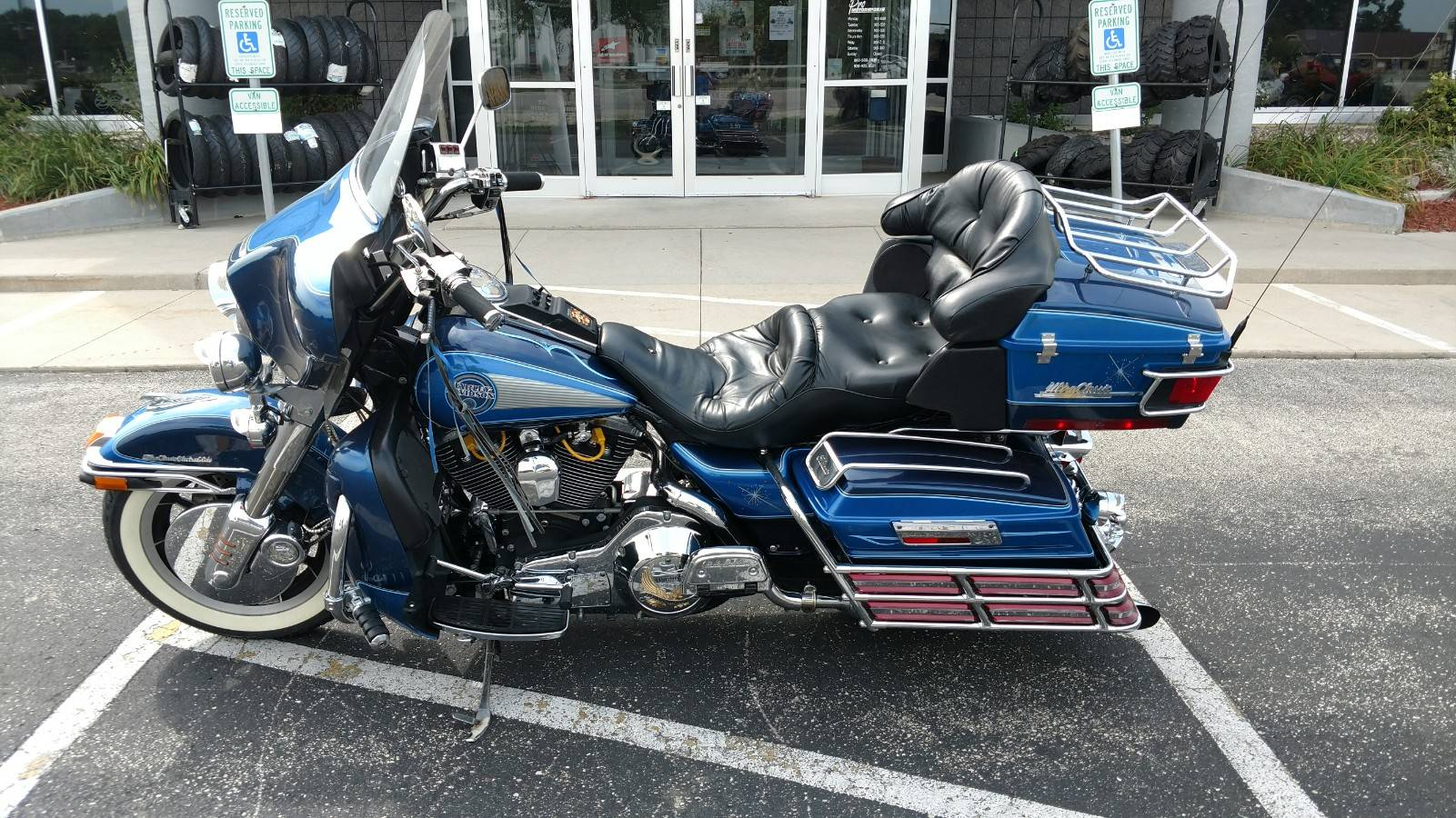 1993 Harley-Davidson ultra classic in Fond Du Lac, Wisconsin