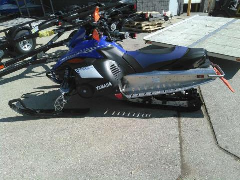 2012 Yamaha FX Nytro in Fond Du Lac, Wisconsin