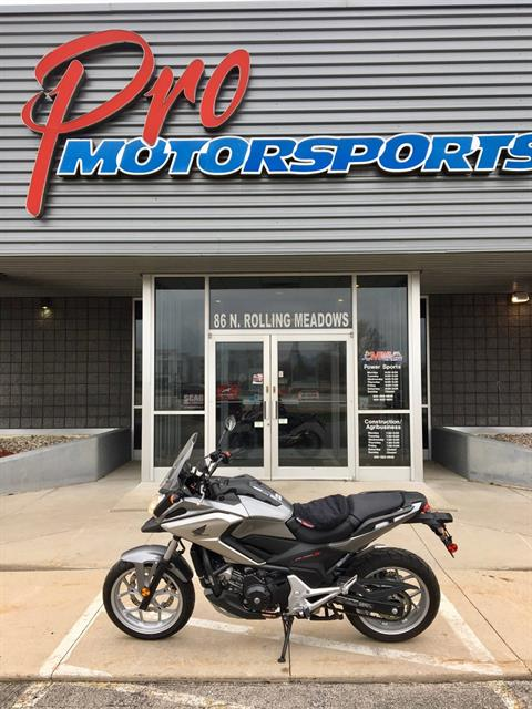 2016 Honda NC700X in Fond Du Lac, Wisconsin - Photo 1