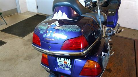 2002 Honda Gold Wing in Fond Du Lac, Wisconsin