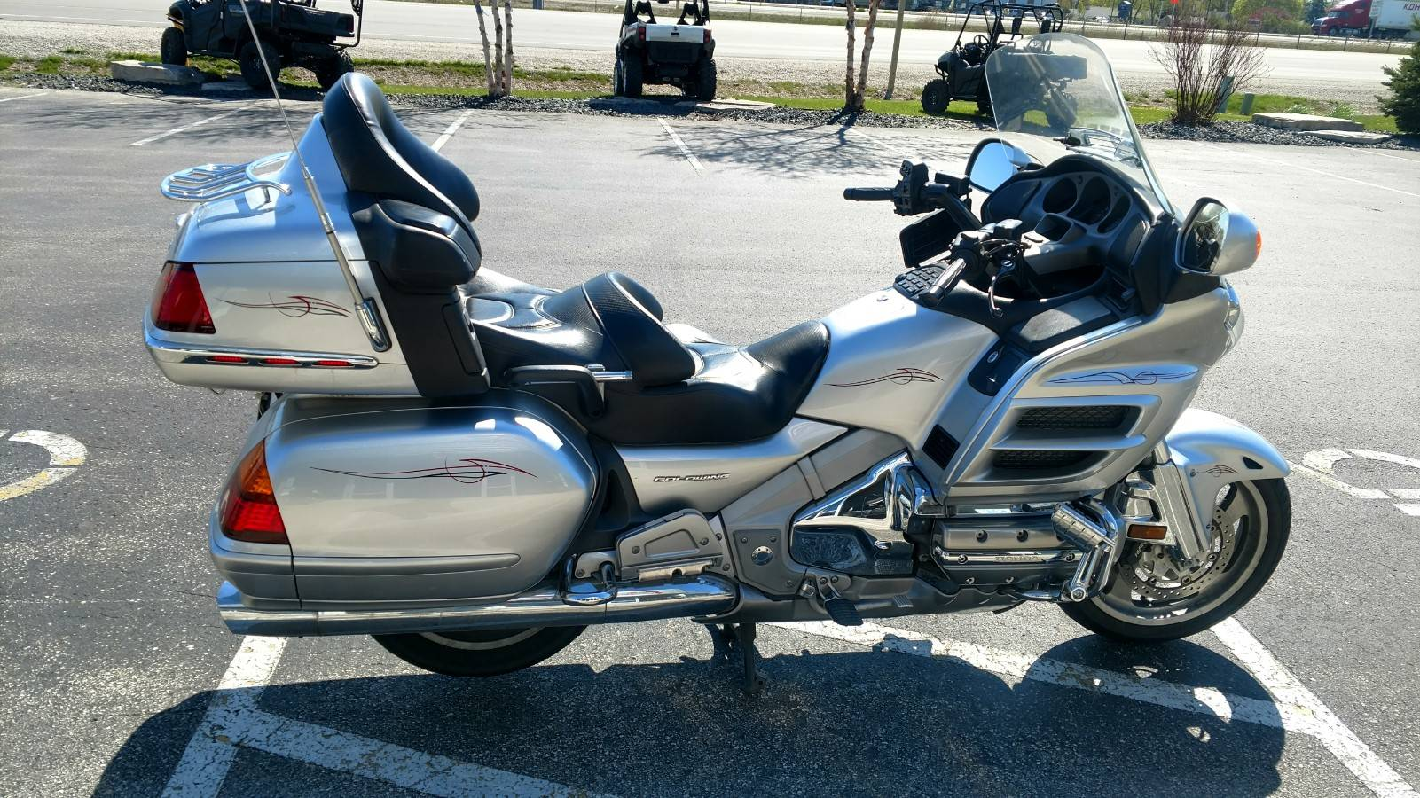 2005 Honda Gold Wing® in Fond Du Lac, Wisconsin