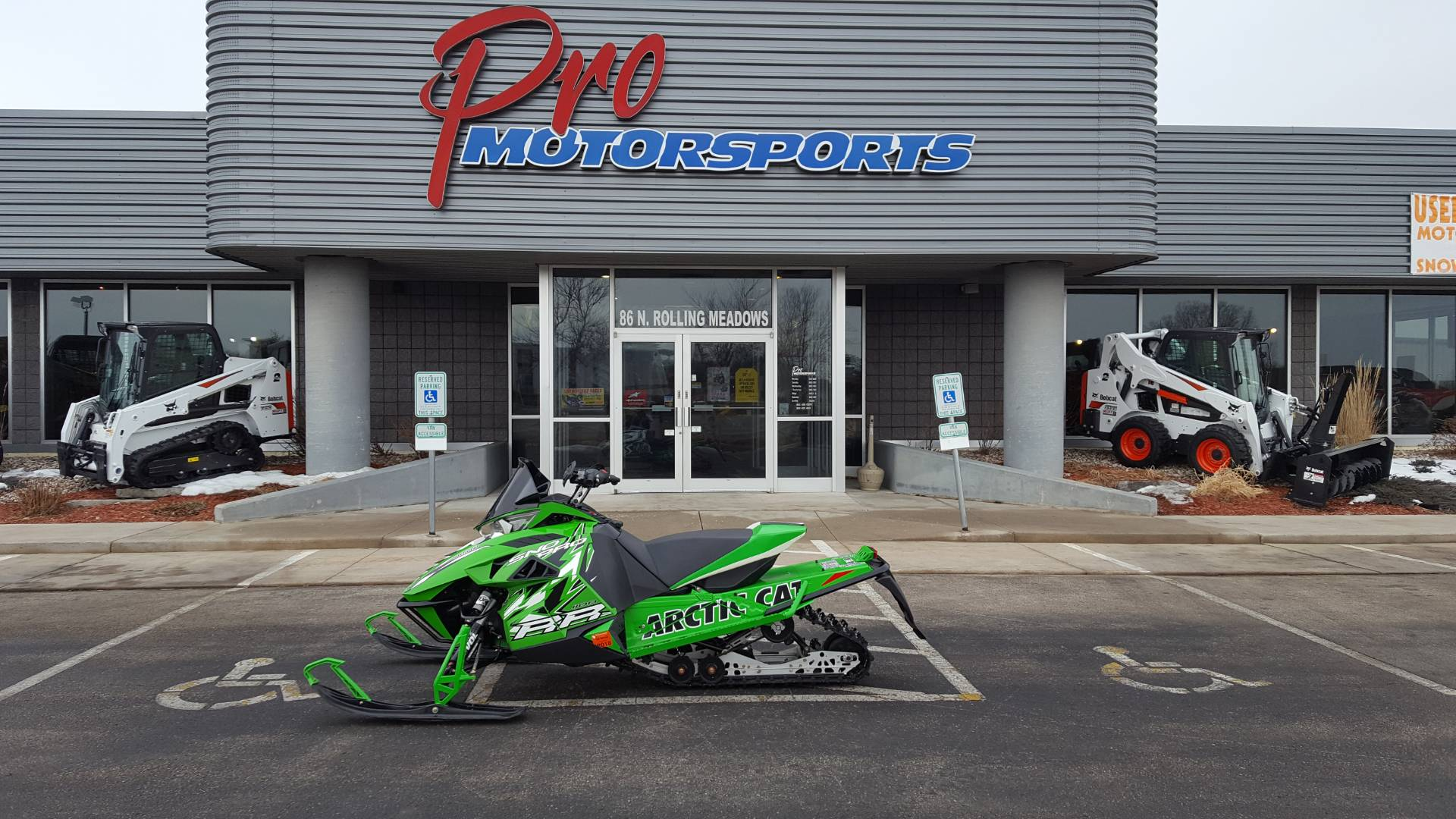 2014 Arctic Cat ZR® 9000 Sno Pro® RR in Fond Du Lac, Wisconsin