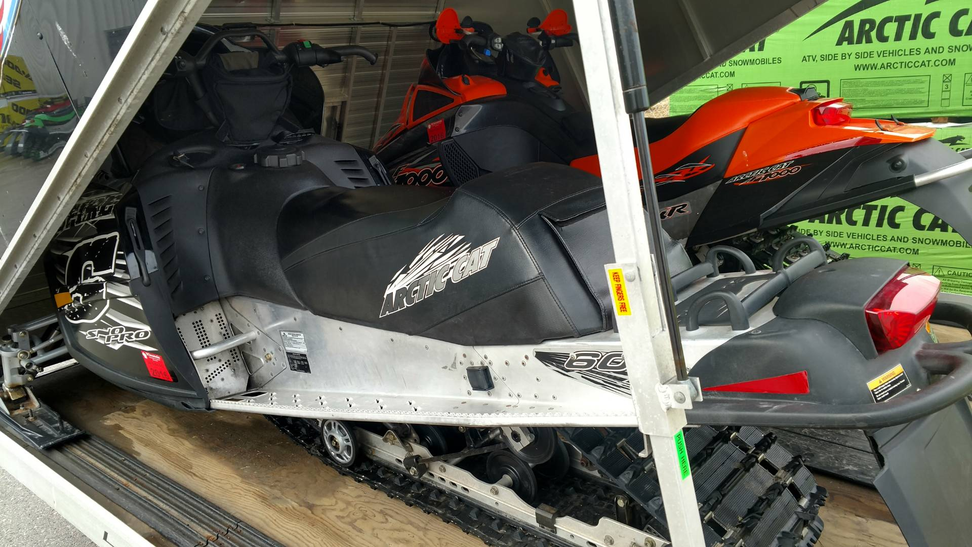 2006 Arctic Cat CrossFire 6 Sno Pro in Fond Du Lac, Wisconsin