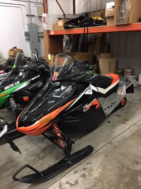 2011 Arctic Cat Z1™ LXR in Fond Du Lac, Wisconsin - Photo 1