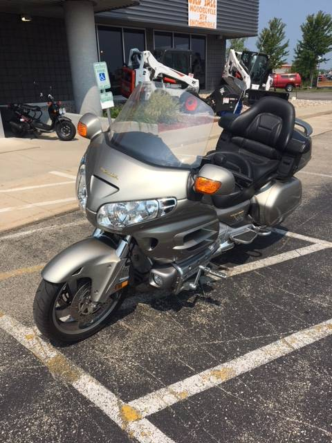 2003 Honda Gold Wing in Fond Du Lac, Wisconsin