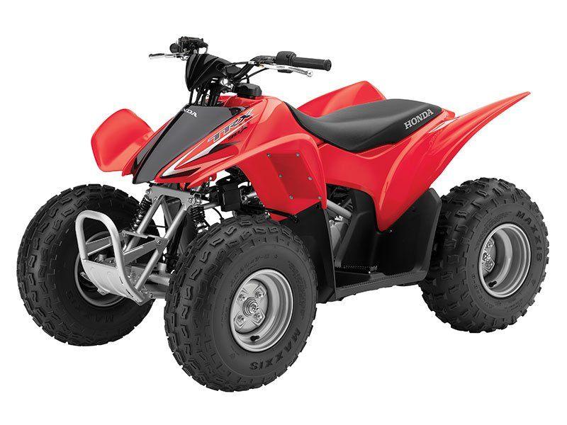 2015 Honda TRX90X 1